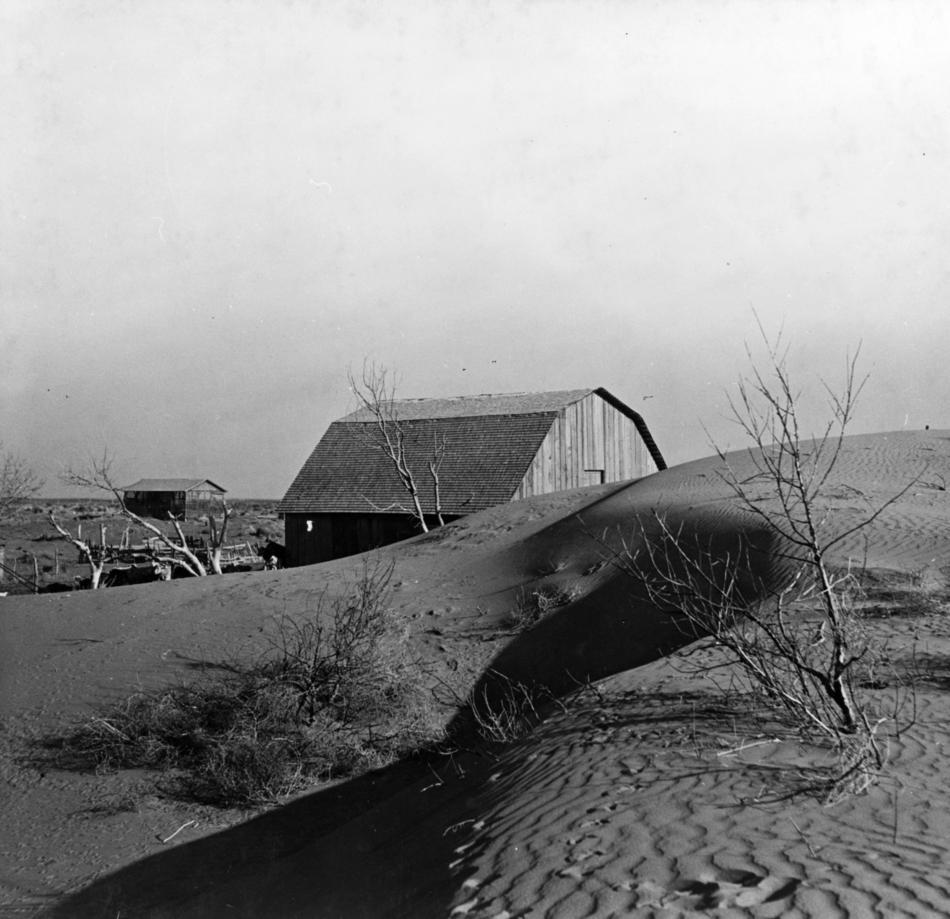 Dust Bowl Photography: Arthur Rothstein