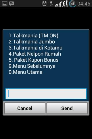 Cara Daftar Paket TM SIMPATI 4