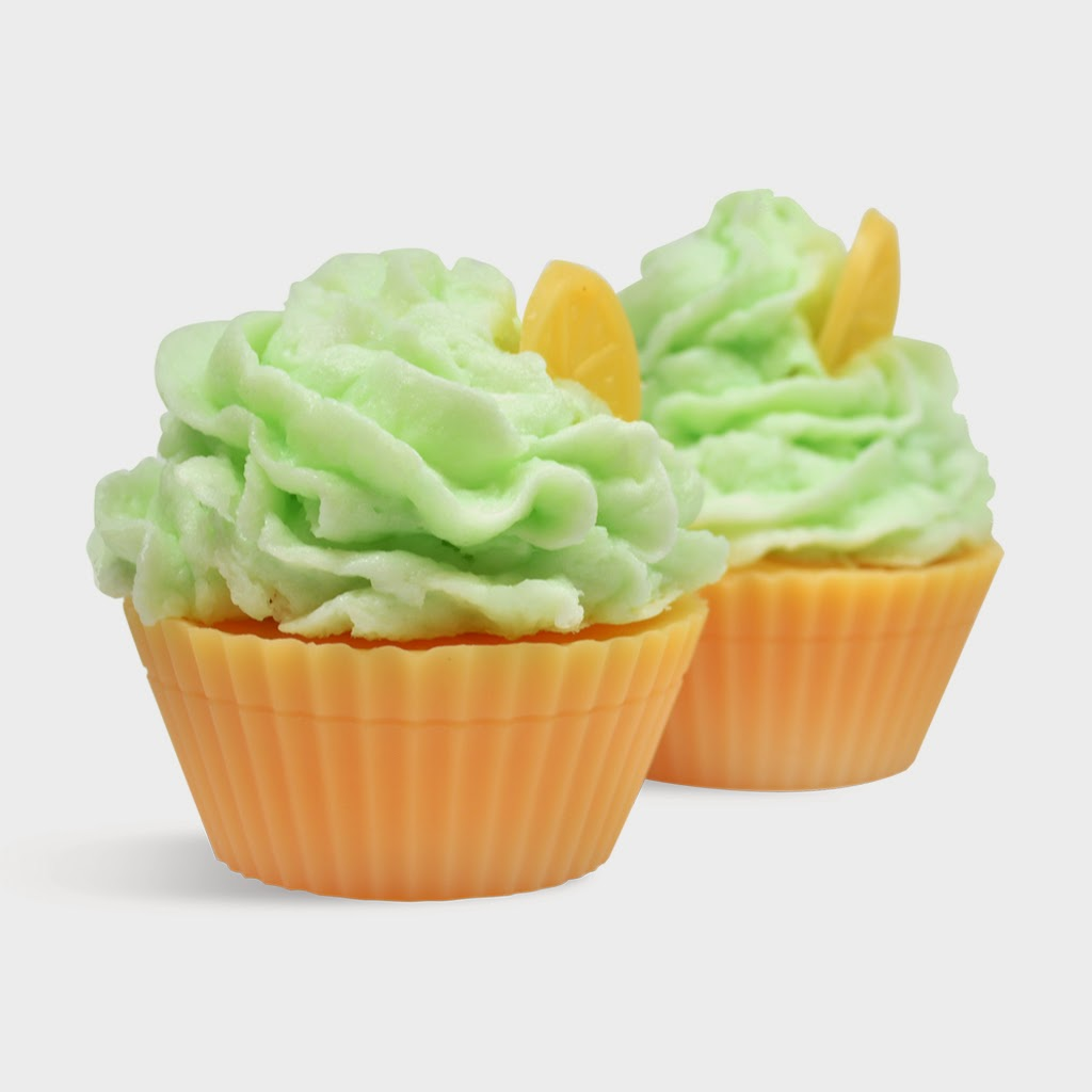 how to make cupcake soap melt and pour
