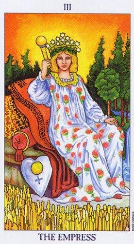 Tarot Imperatriz2