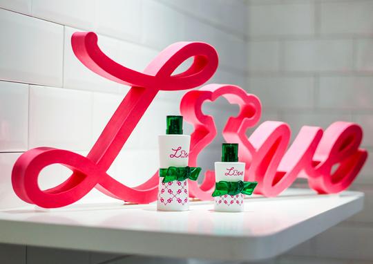 Tous Love, el perfume del amor