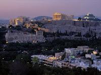 Η αρχαία Ελληνική Δημοκρατία είχε κρίση αλλά έχτιζε Παρθενώνες..