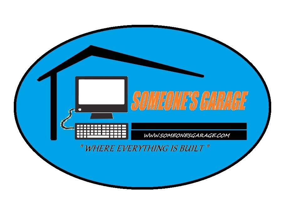Have your website built in Someone's Garage