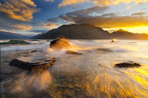 ماذا يقصد بصور ديناميكية المناظر الطبيعية؟