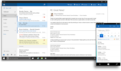 Mail App for Windows 10