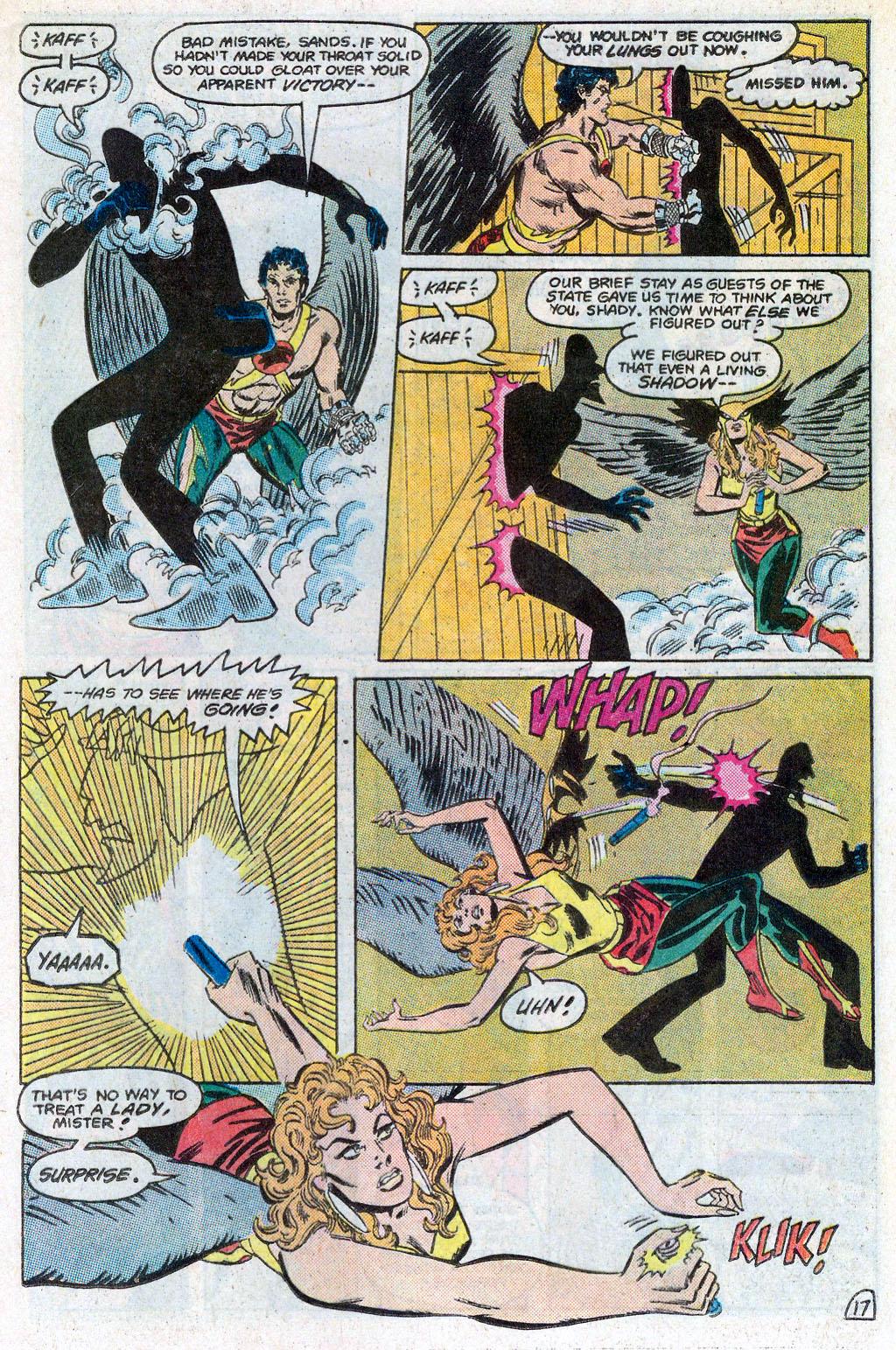 Hawkman (1986) Issue #3 #3 - English 20