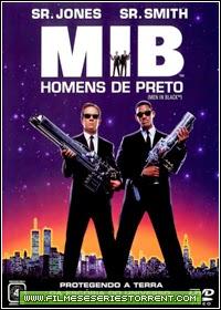 MIB - Homens de Preto Dublado Torrent (1997)