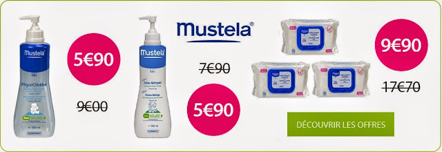 Promotions mustela