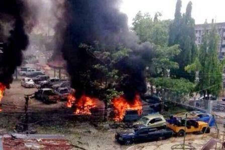 Bandar Hatyai Diserang Puak Pemisah