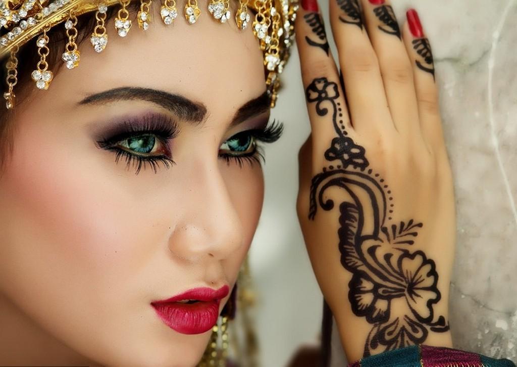 Mehndi Makeup In : Fashion world latest fashion: pakistani bridal make up.2012