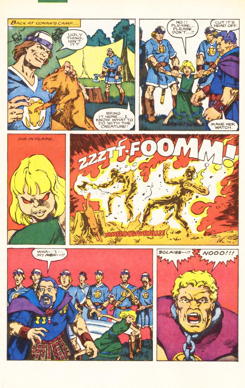 Conan the Barbarian (1970) Issue #198 #210 - English 17