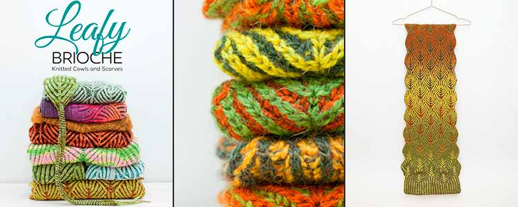 naturalmente lanas: El punto brioche está de moda
