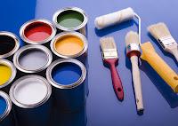 perlengkapan cat rumah