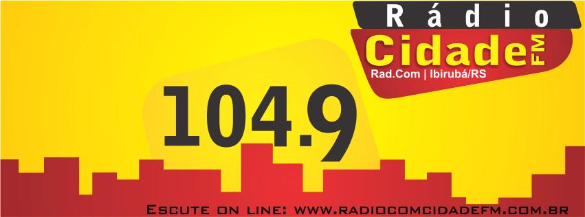 Clique para Ouvir - RADIO CIDADE