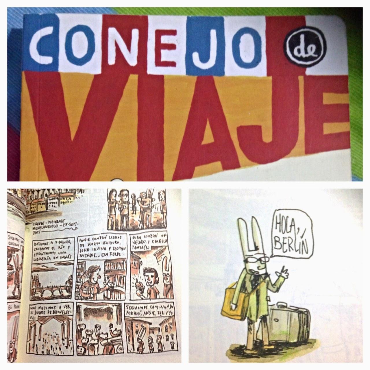 Conejo de Viaje (Liniers)