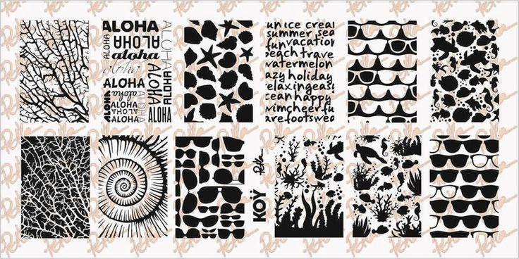 Lacquer Lockdown - Pet'la Plate, Pet;la Nail art stamping plates,Pet'la Plate Summer 2014 Nail Art Stamping Plates, nail art stamping blog, nail art stamping, bronze stamping plates, nail art stamping, new stamping plates 2014, new nail art stamping plates 2014, new nail art image plates 2014, new nail art pates 2014, indie stamping plates, diy nail art, cute nail art ideas, stamping