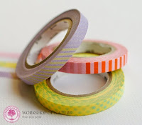 WASHI TAPE WORKSHOP