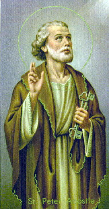 a biography of the apostle peter Who was the apostle paul – a brief biography (what he did and wrote)  (3 years later to meet with cephas / peter and james), then to syria and cilicia .
