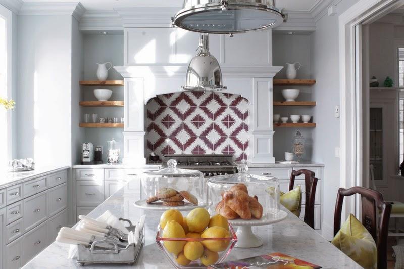 kuchnia, biała kuchnia, wyspa kuchenna
