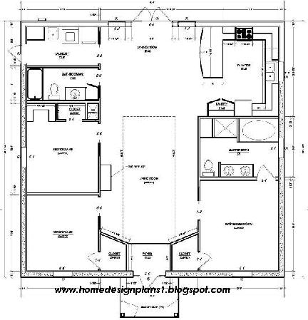 Eco Friendly House Plans