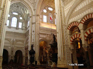 Mezquita de Cordoba andalucia
