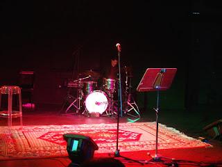 26.10.2012 Dortmund - Schauspielhaus: Brian Viglione