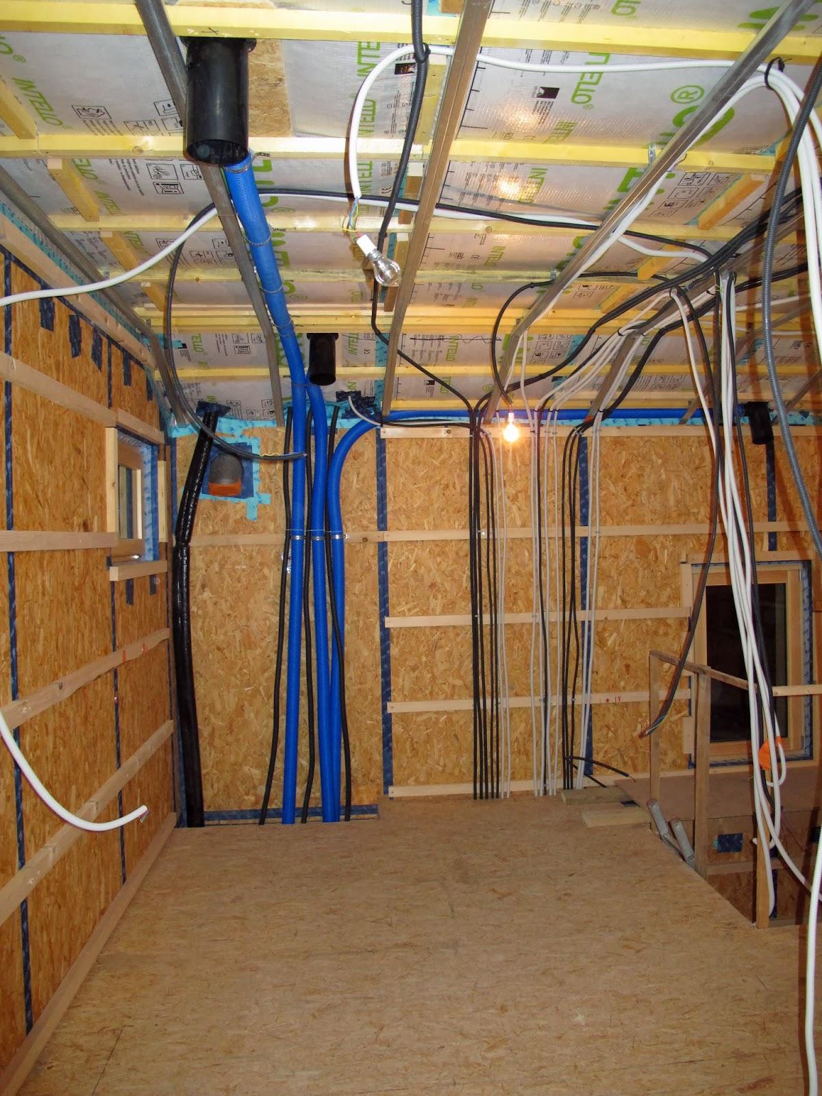 L 39 eycot les travaux int rieurs reprennent for Abaisser plafond