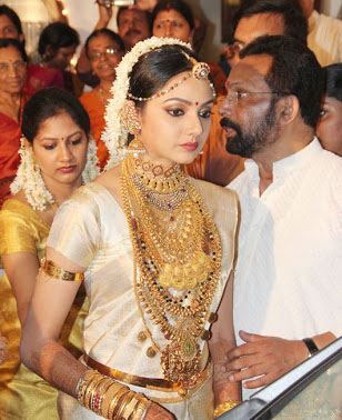 Samvrutha marriage images wedding