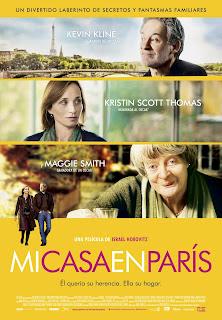Mi casa en París (2014) Online