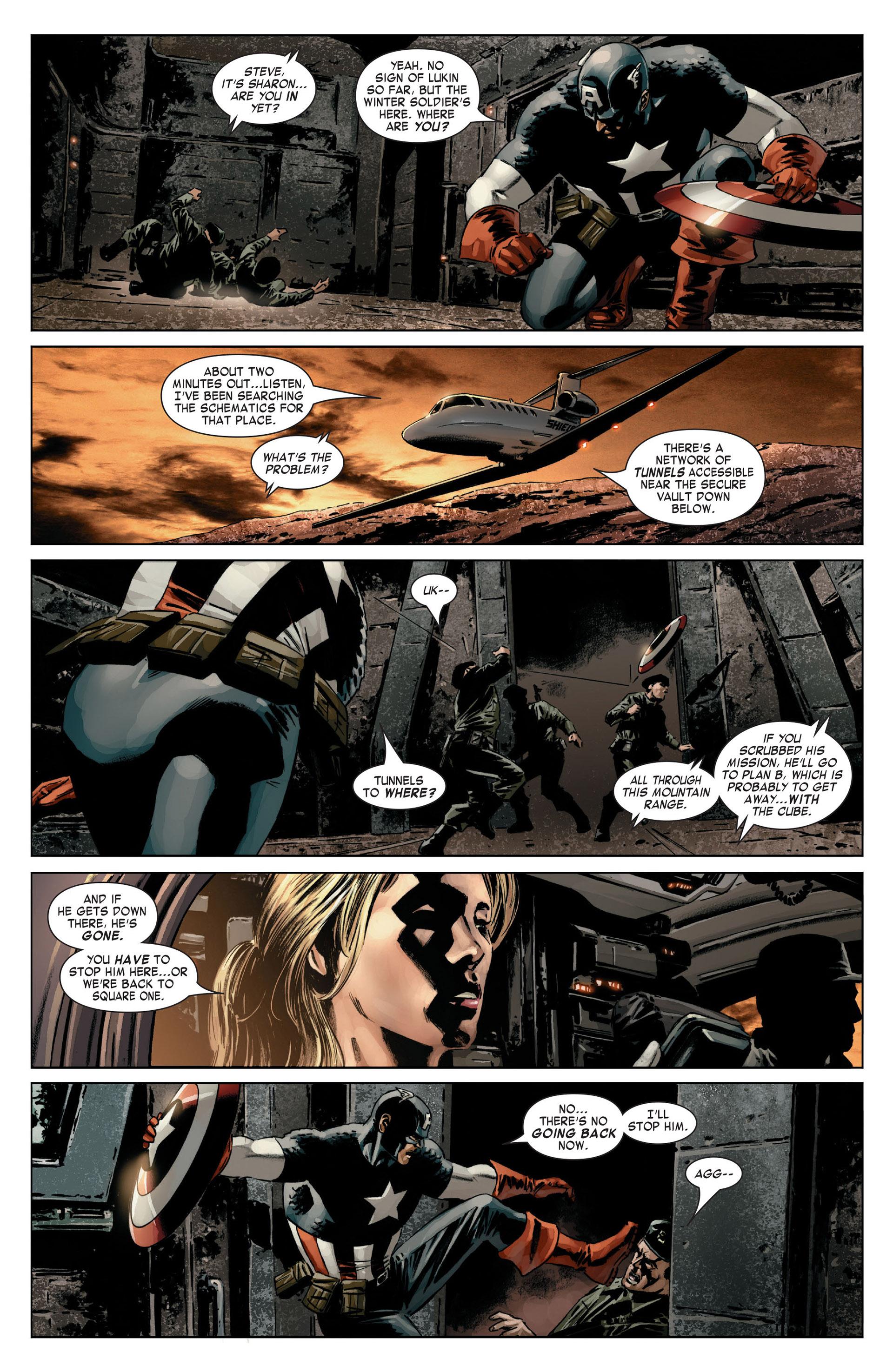 Captain America (2005) Issue #14 #14 - English 8
