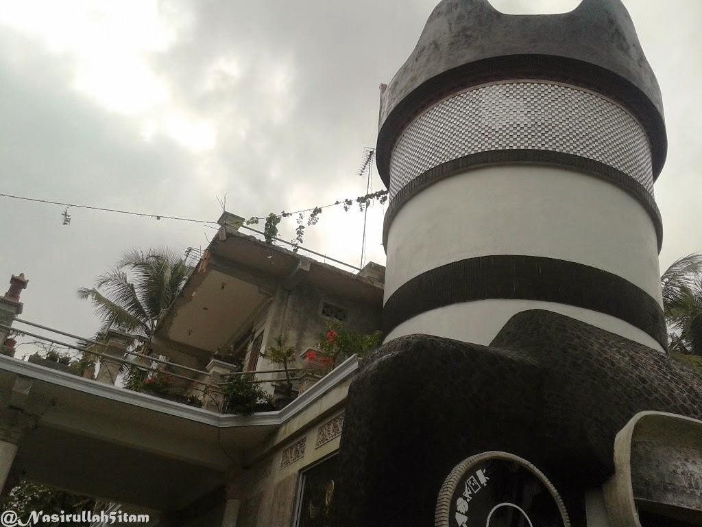 Inilah rumah berbentuk kamera di Majaksingi, Magelang
