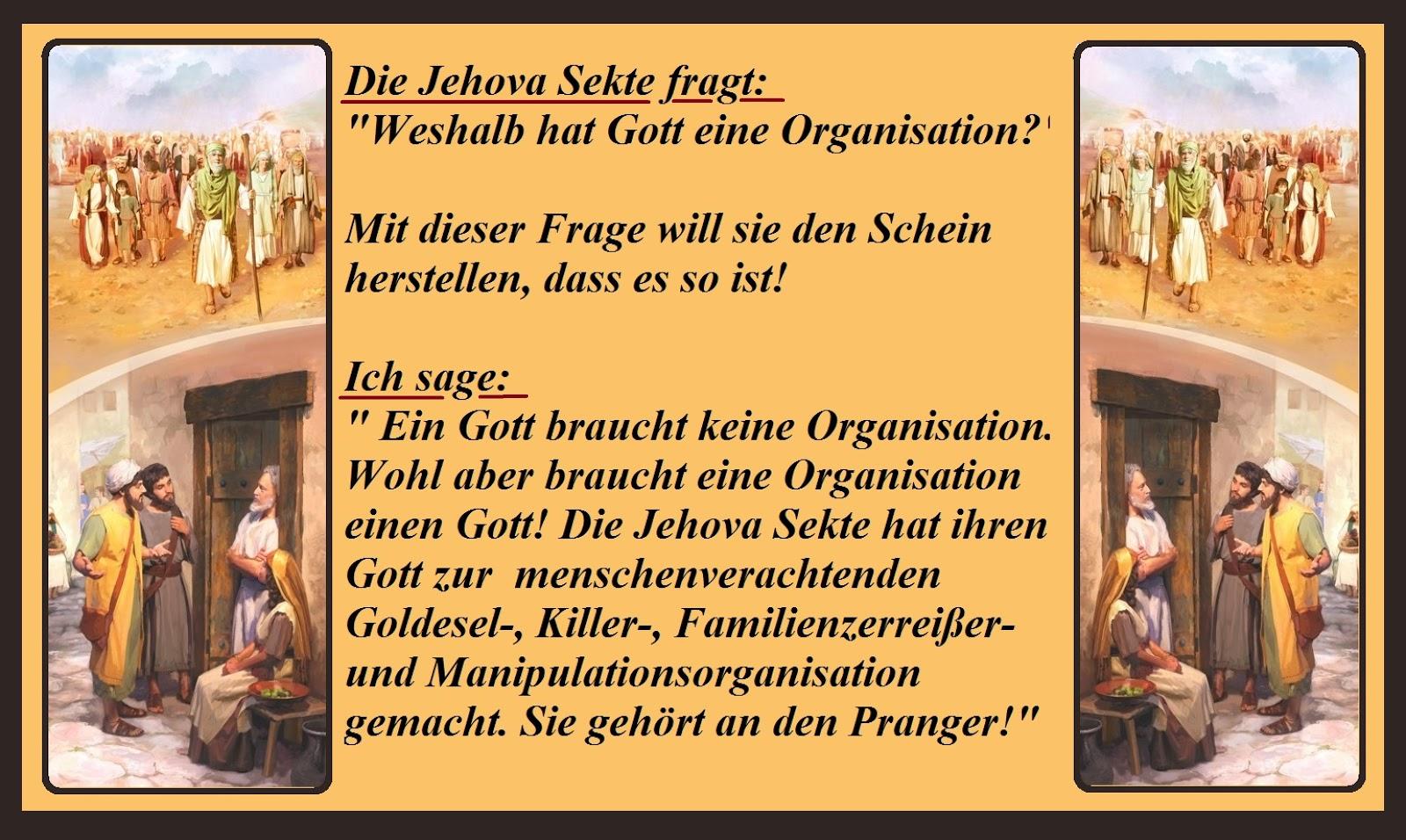 Partnervermittlung Zeugen Jehovas
