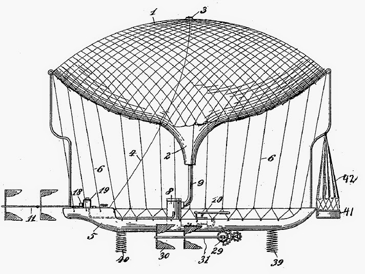 wacky looking inventions patented 100 years ago that are