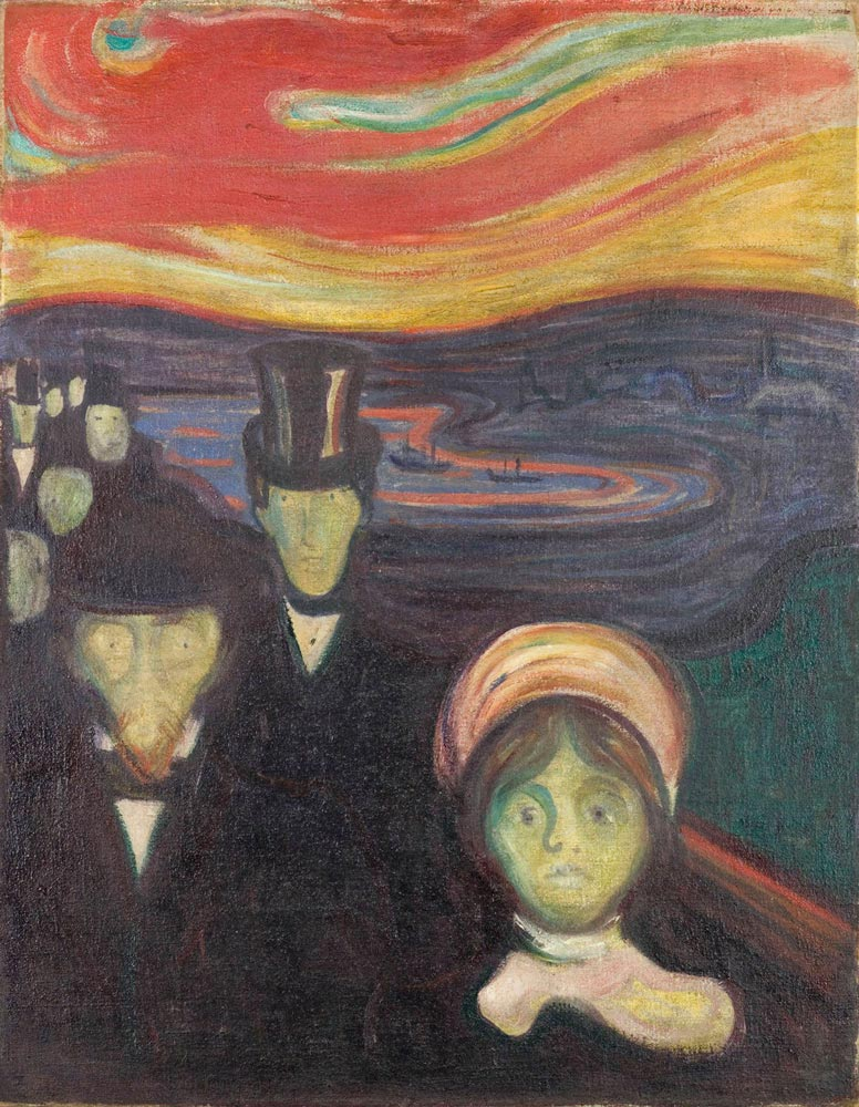 Edvard Munch - Biography of famous artists