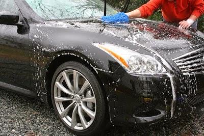 Jangan Sembarangan Mencuci Mobil - Simak Tips Berikut