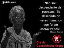 CAMPANHA CONTRA O RACISMO...