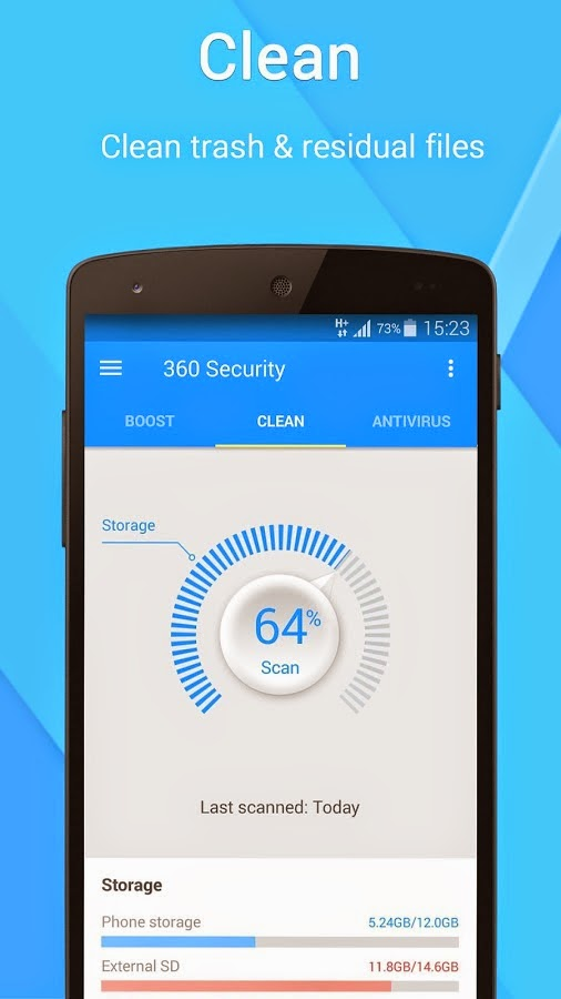 free 360 antivirus for android