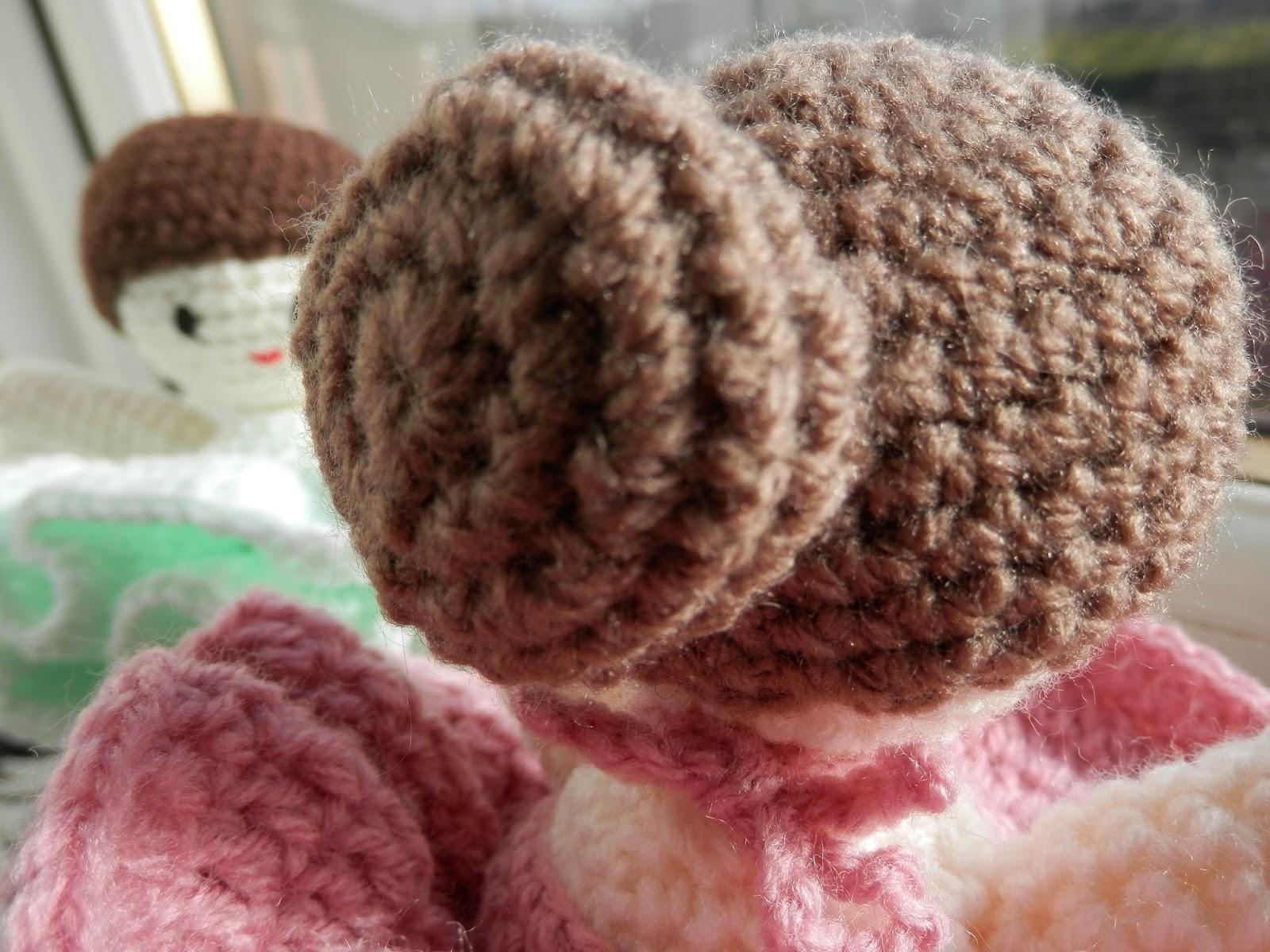 Crochet Chat Corner: Ballerina Belles Pattern