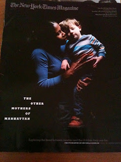 My American Meltingpot: The Other Mothers of Manhattan