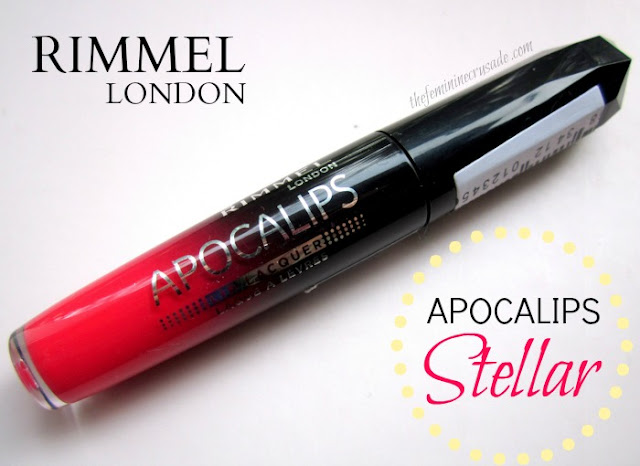 Picture of Rimmel Apocalips in 'Stellar'