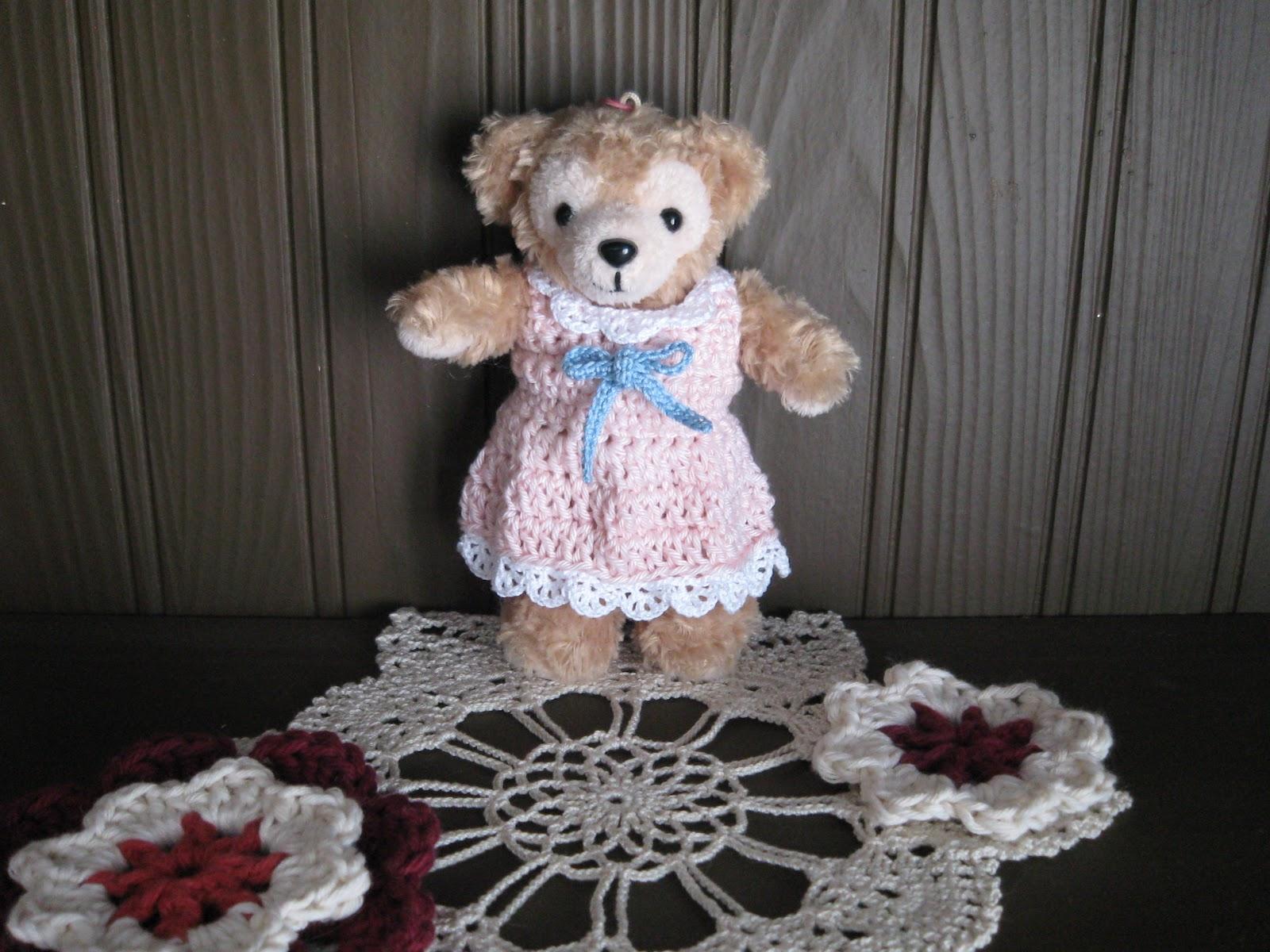 Amigurumi Disney Livre : Crochet Machine: Crochet spring one-piece for stuffed animal