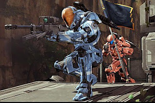 Halo 4, microsoft game