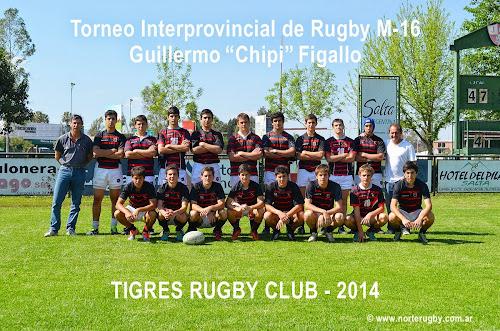 Tigres RC - Torneo Chipi Figallo 2014