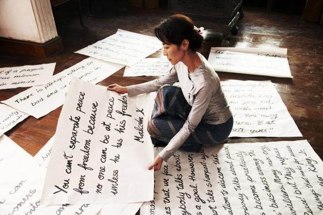 Hình ảnh phim Nữ Lãnh Tụ