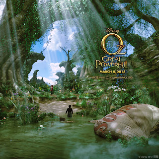 Oz the Great and Powerful iPad wallpapers 008