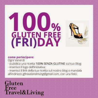 ogni venerdì una ricetta gluten-free