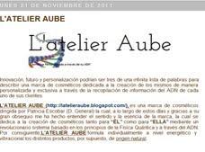 PRESS L'ATELIER AUBE