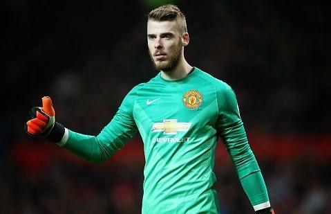 Manchester United deny De Gea move