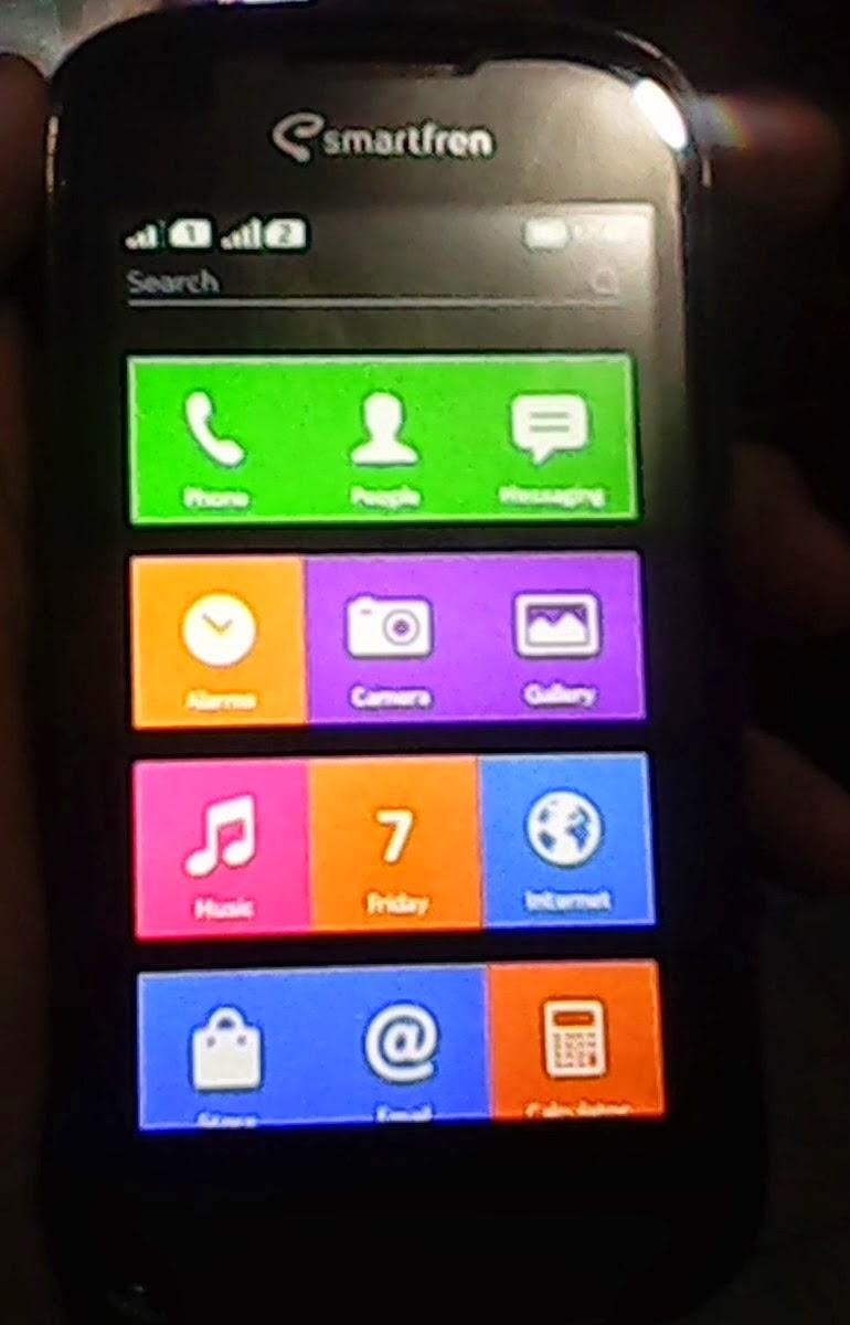 Custom Rom Andromax C Menjadi Nokia X