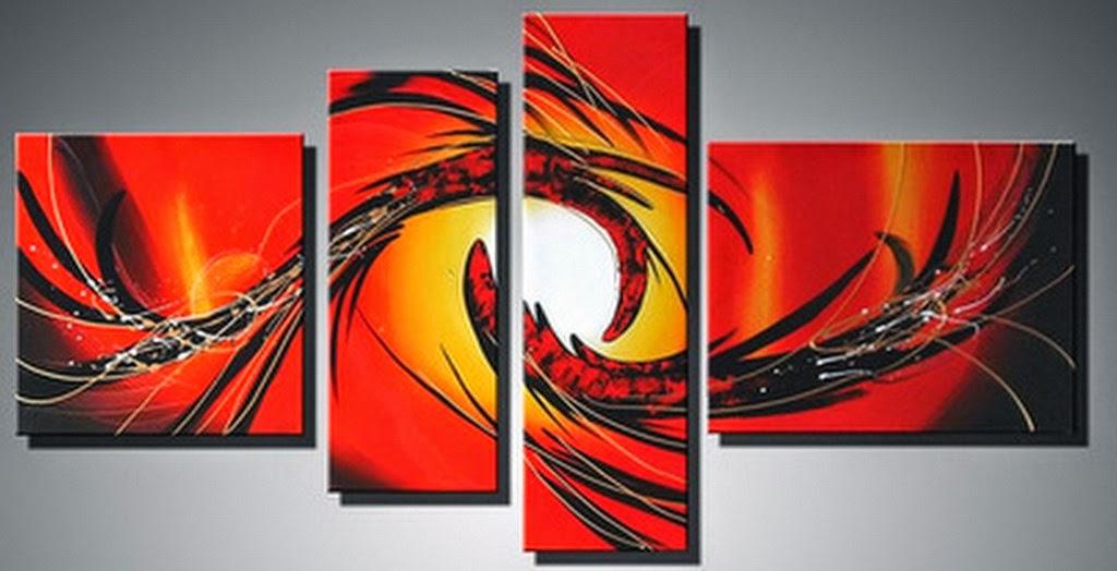 Cuadros modernos pinturas y dibujos abstractos modernos - Cuadros figurativos modernos ...